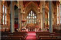 TQ3975 : St Margaret, Brandram Road - East end by John Salmon
