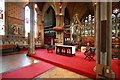 TQ3975 : St Margaret, Brandram Road - Interior by John Salmon