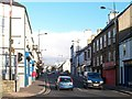 J3014 : Newry Road, Kilkeel, from the Lower Square by Eric Jones