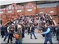 SP0890 : Aston-Villa Park by Ian Rob