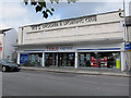 TL4558 : Tesco express, East Road by Hugh Venables