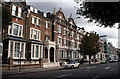TQ2479 : Kensington:  92 and 90, Holland Road by Dr Neil Clifton