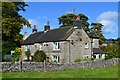 SK1559 : &quot;Meifod&quot; and &quot;Rose&quot; Cottages, Biggin by Neil Theasby
