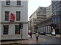 SP0686 : Corner of Bennetts Hill and Colmore Row by Andrew Hill