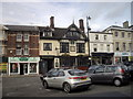 TL8741 : The Black Boy Hotel, Market Hill, Sudbury by PAUL FARMER