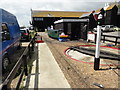 TQ8209 : Hastings, Hastings Miniature Railway by Helmut Zozmann