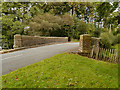 SJ9078 : Bridge over the River Dean by David Dixon
