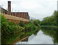 SP1190 : Birmingham and Fazeley Canal at Birches Green , Birmingham by Roger  Kidd