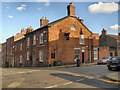 SJ9172 : Lord Byron, Chapel Street, Macclesfield by David Dixon