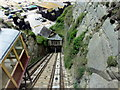 TQ8209 : Hastings, East Hill Cliff Railway by Helmut Zozmann