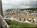 TQ8209 : Hastings, East Hill by Helmut Zozmann