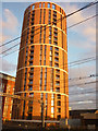 SE2933 : Candle House, Granary Wharf, Leeds by John Sparshatt
