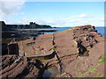 NT6084 : Coastal East Lothian : Seacliff Harbour On The Gegan by Richard West