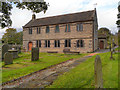 SK0581 : Chinley Independent Chapel by David Dixon