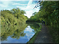 TQ1583 : Grand Union Canal by Robin Webster