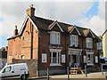 TQ7655 : The Queen Anne, Union Street / Sittingbourne Road, ME14 by Mike Quinn