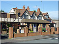 SP1592 : The Boat Inn at Minworth, Birmingham by Roger  Kidd