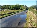 TL2479 : The approach to Wennington Wood by Marathon