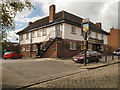 SJ8890 : Nursery Inn, Heaton Norris by David Dixon