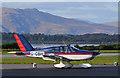 NM9035 : Socata G-GBHI at Oban Airport by TheTurfBurner