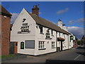 SE5325 : The Jenny Wren public house at Beal by John Slater