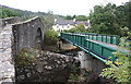 NN7659 : Tummel Bridge by Anne Burgess
