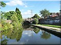 SP0580 : Worcester &amp; Birmingham Canal, north of bridge 75 by Christine Johnstone
