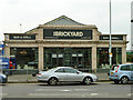 TQ5188 : The Brickyard, South Street, Romford by Robin Webster