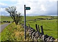 SK1378 : View westwards from Pittlesmere Lane by Neil Theasby