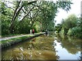 SO8857 : Walkers on the towpath by Christine Johnstone