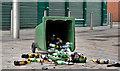 J3474 : Wheelie bin, Belfast : Week 42