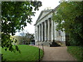 ST7733 : Stourhead: arriving at the Pantheon by Chris Downer