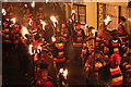 TQ8209 : Bonfire Parade, All Saints' Street by Oast House Archive