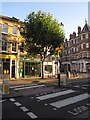 TQ2675 : St John's Hill, SW11 by Derek Harper