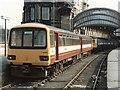 SE5951 : Railway Station, York by Dave Hitchborne