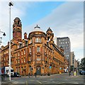 SJ8497 : London Road Fire Station by Gerald England