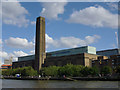 TQ3180 : Tate Modern seen from the River Thames by Graham Robson