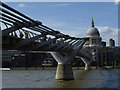 TQ3280 : Millennium Bridge, London by Graham Robson