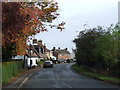 TL0045 : Church Road, Wootton by Malc McDonald