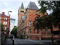 SJ8497 : Minshull Street Crown Court, Manchester by Paul Gillett