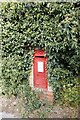 SU4666 : Post box in the Ivy by Bill Nicholls