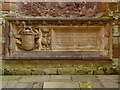 NY5563 : Lanercost Priory, Tomb of Charles Howard by David Dixon