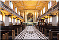 TQ3877 : St Peter & St Paul, Old Royal Naval Chapel, Greenwich - East end by John Salmon