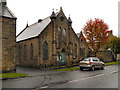 NY8383 : Bellingham Methodist and United Reformed Church by David Dixon