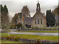 NY8383 : St Oswald's Catholic Church, Bellingham by David Dixon