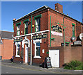 SJ8944 : Fenton - The Angel Inn by Dave Bevis