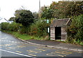 SO3402 : Monkswood bus shelter by John Grayson