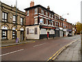 SD7806 : Blackburn Street, The Woolpack by David Dixon