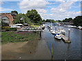 TQ1671 : Teddington Lock by Hugh Venables