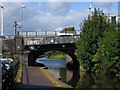 SJ8845 : Stoke-upon-Trent - Glebe Street bridge by Dave Bevis